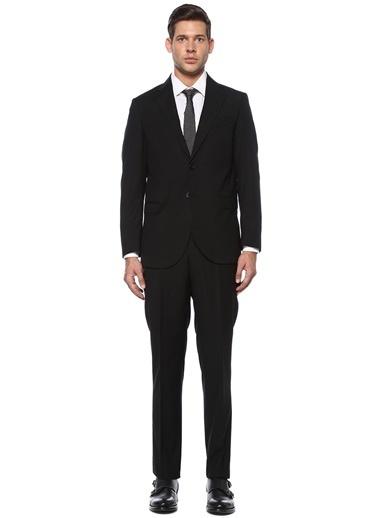 Beymen Beymen  Yün Takım Elbise 101522206 Siyah